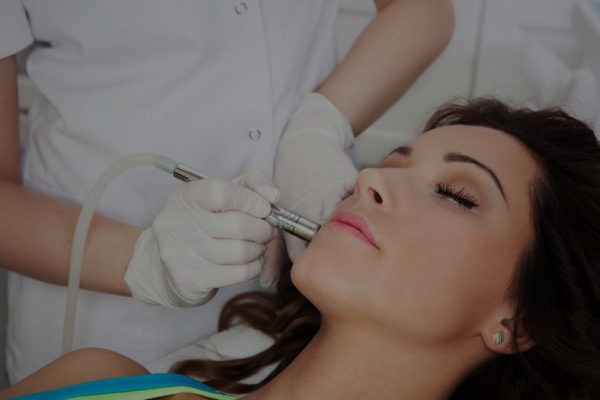Microdermabrasion and Oxygen Facials