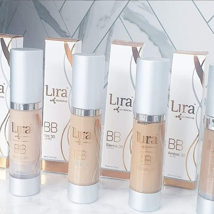 Buy Lira Clinical BB Creme Collection